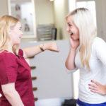 Schnelle Behandlung mit der unsichtbaren Zahnspange