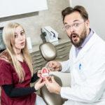 Zahnspange und Zahngesundheit fördern gesunde Zähne