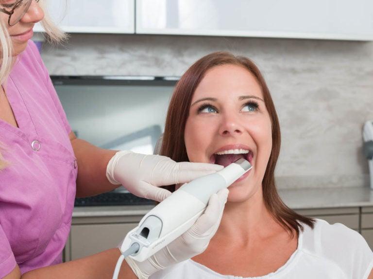 Moderne Zahnmedizin | 3D-Scanner | Digitaler Abdruck